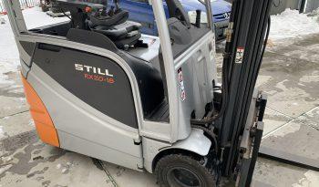 STILL RX20-18 Triplex Freelift Sideshift Inclusief Acculader full