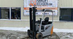 STILL RX20-18 Triplex Freelift Sideshift Incl Lader