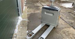 (6) STILL EXU 16  Euro Pallet Inclusief Acculader
