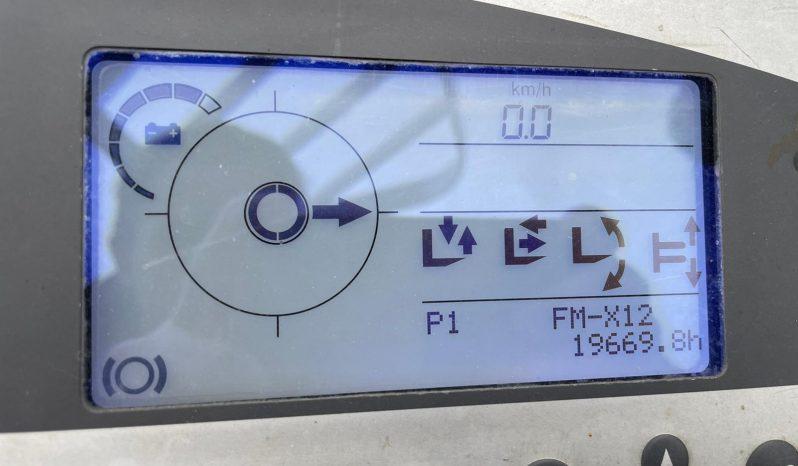 STILL  FM-X12 Triplex Freelift (SOLD) full